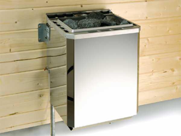 Saunaofen BioAktiv 4,5 kW inkl. Saunasteine