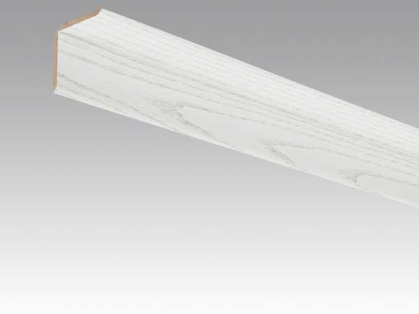 Wand- und Deckenleiste Polar-Weiß 79 Dekor