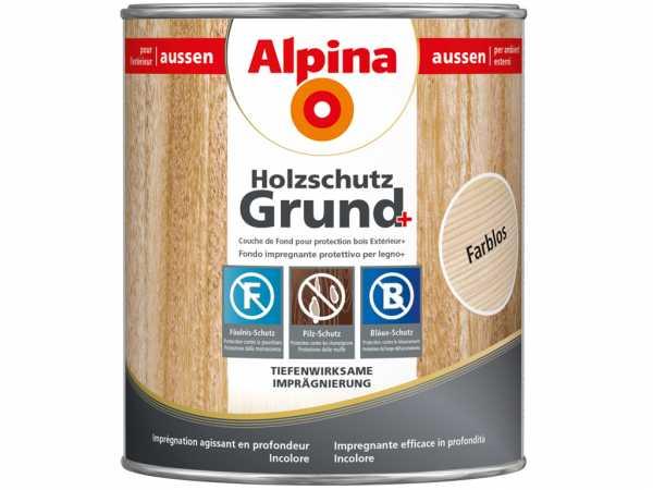 Holzschutz Grund Plus