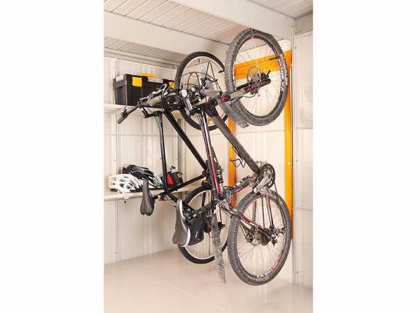 Fahrraderweiterung zum Fahrradhalter