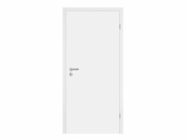 Wohnungseingangstür Weißlack RAL 9010, Klimaklasse 3, Schallschutzklasse 1