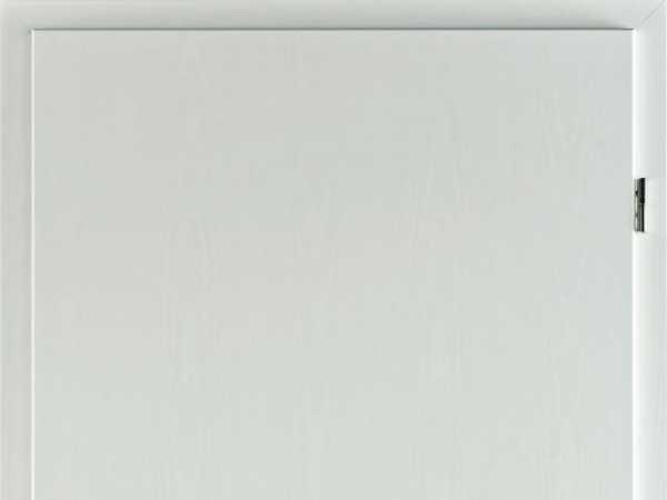 CPL Zarge Esche Weiß für Zimmertüren