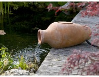 Gartenbrunnen Amphora 1