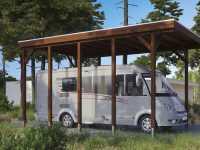 Caravan-Carport Friesland