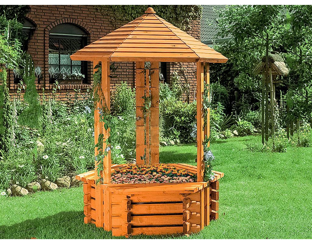 gartenbrunnen vom profi online kaufen holzprofi24. Black Bedroom Furniture Sets. Home Design Ideas
