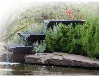 Gartenbrunnen Nova Scotia