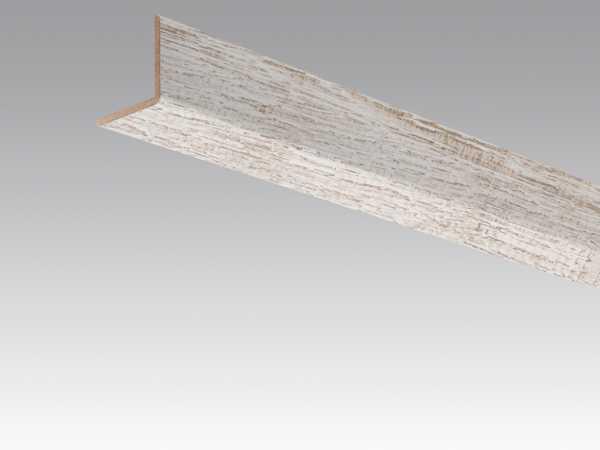 Wand- und Deckenleiste Eiche vintage weiß 4075 Dekor