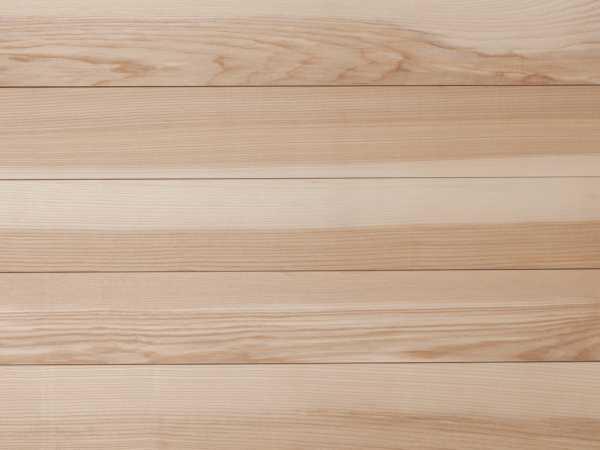 Massivholzdiele Esche ABCD naturbelassen