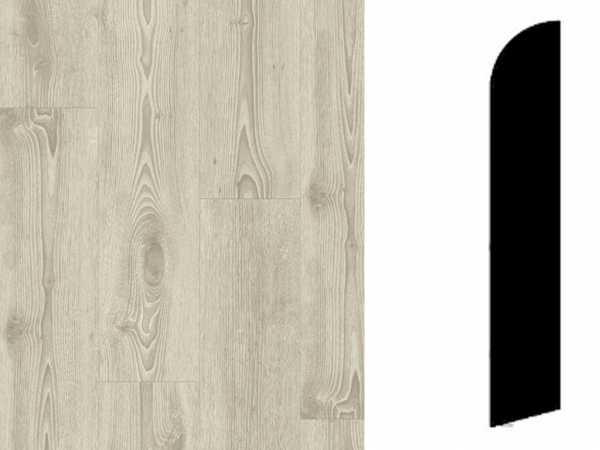 Sockelleiste Scandinavian Oak Medium Beige Dekor