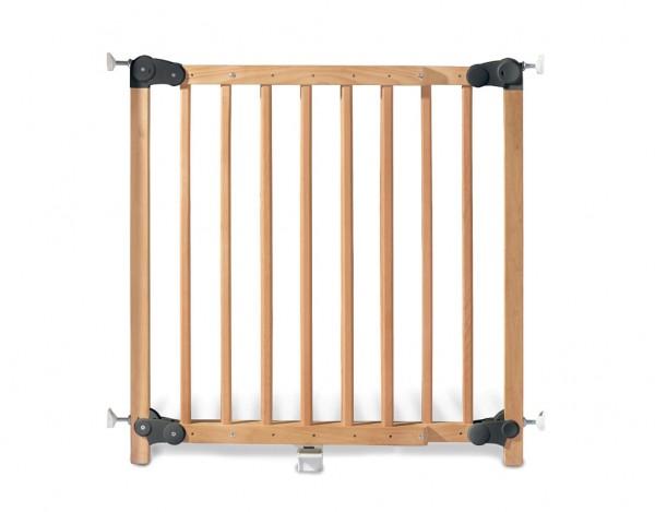 Tür- und Treppenschutzgitter Baby Lock Premium Natur