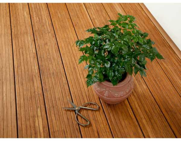 terrassendiele bambus holzdielen terrassendielen terrassenbelag holzprofi24. Black Bedroom Furniture Sets. Home Design Ideas