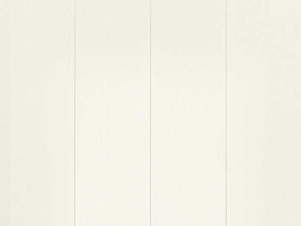 Paneele MilanoClick Esche weiß glänzend geplankt Dekor