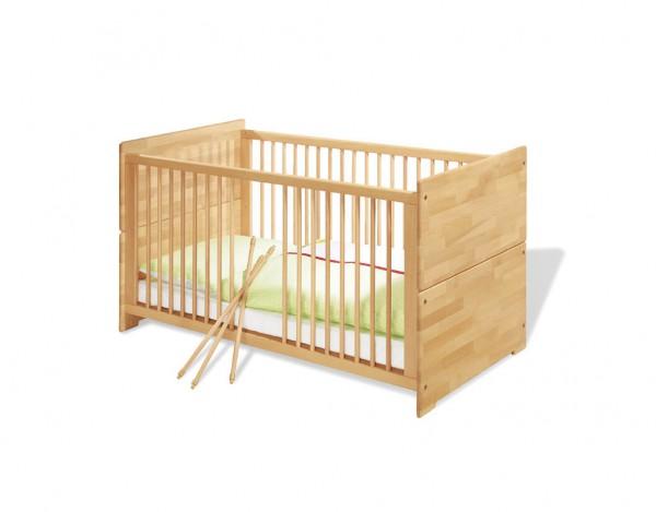 Kinderbett Natura Buche, geölt