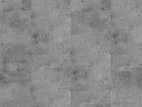 Designboden iD Inspiration 55 Vintage Zinc Silver Fliese 25x50 cm
