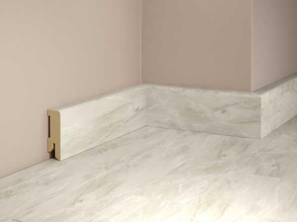 Sockelleiste SLC-516 Carrara sand Dekorleiste