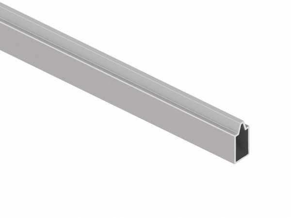Dekorprofil-Adapter SYSTEM silber
