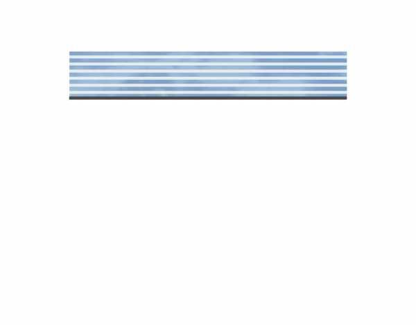 Einzelprofil SYSTEM Glas DELTA hoch