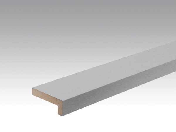 Wand- und Deckenleiste Aluminium-Metallic 4080 Dekor