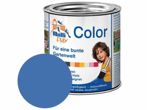Multi-Play Color Holzfarbe hellblau