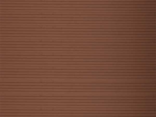 Terrassendiele BPC Bangkirai-Optik massiv
