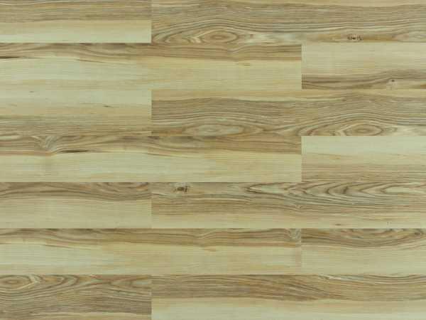 Vinylboden wood Go Esche Olive Floating Landhausdiele