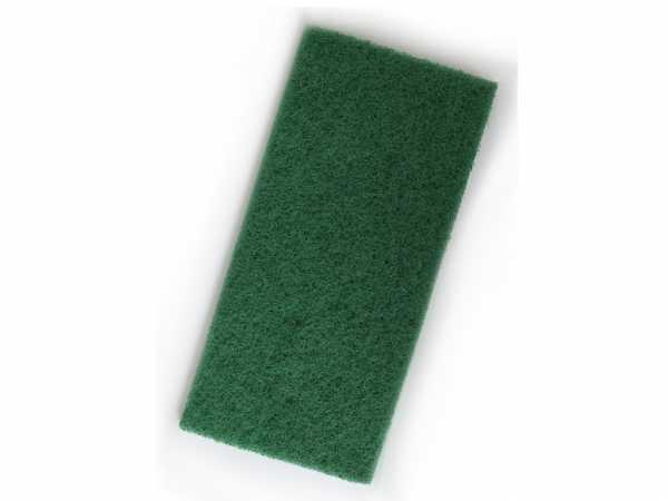 Reinigungszubehör Pad grün