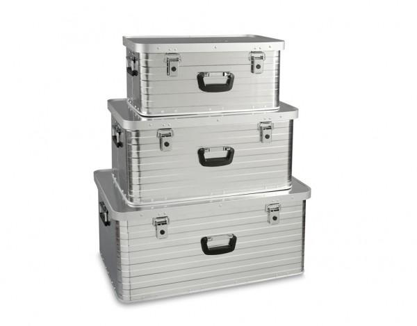 Classic Aluminiumbox Toronto Set 3