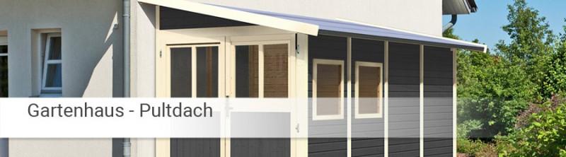 pultdach gartenhaus online kaufen holzprofi24. Black Bedroom Furniture Sets. Home Design Ideas