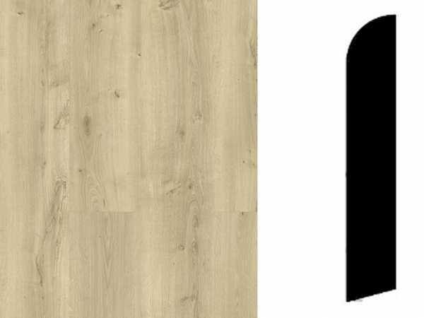 Sockelleiste Rustic Oak Beige Dekor