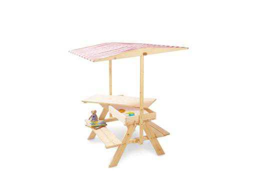 Dach für Kindersitzgarnitur Nicki für 4