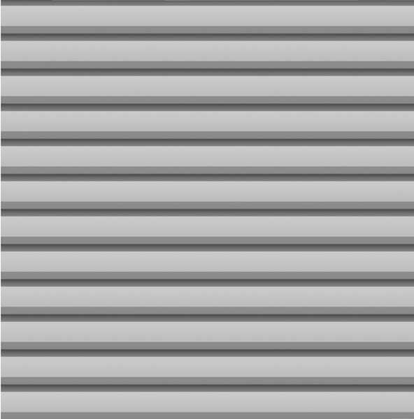 Sichtschutzzaun SYSTEM METALL BASIC silber