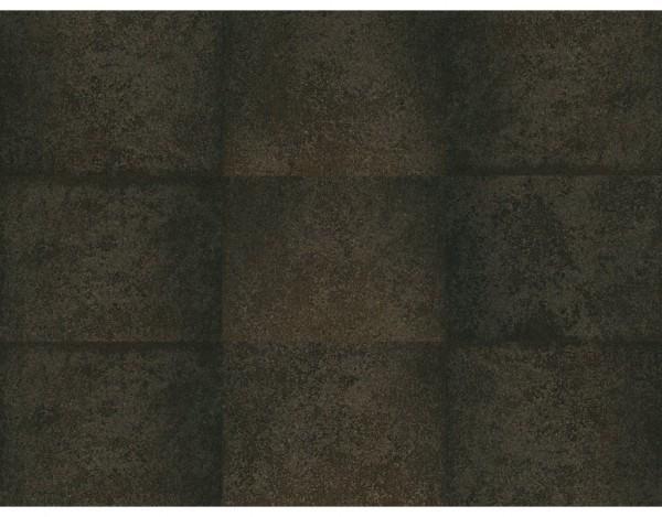 Korkboden Nassau Prune mit HPS-Oberfläche Fliesenoptik