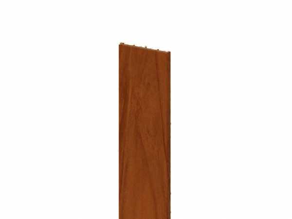 Pfostenprofil LONGLIFE Braun 220 cm