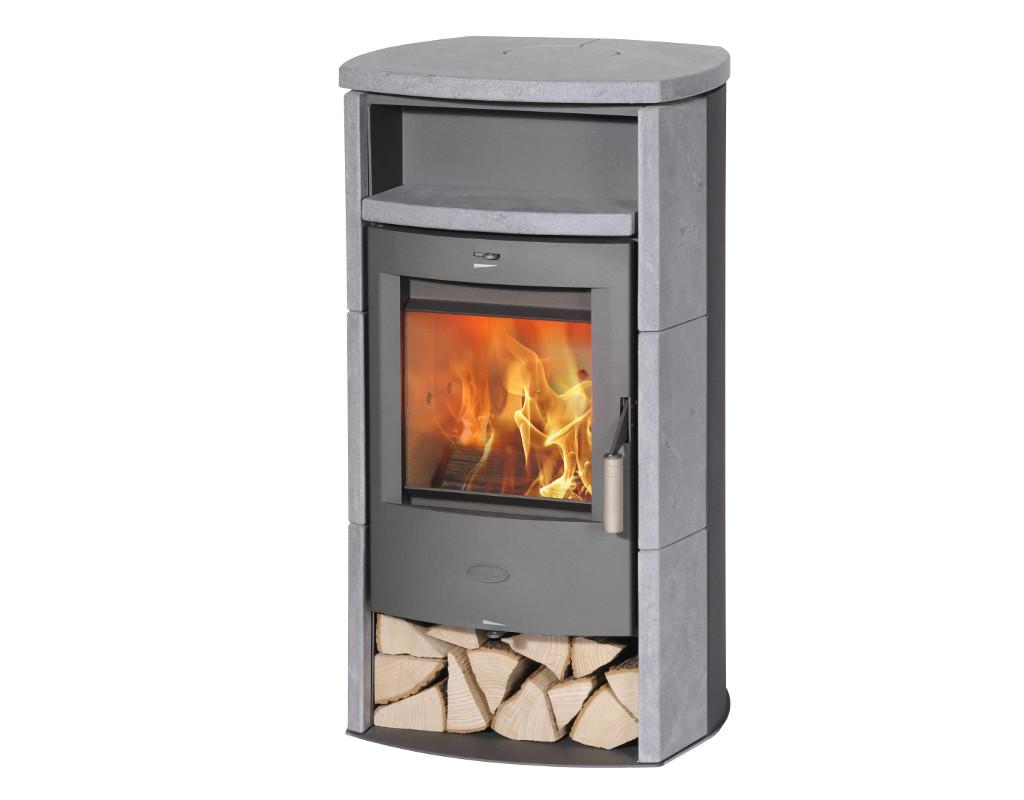 Fireplace Kaminofen Tahiti Speckstein