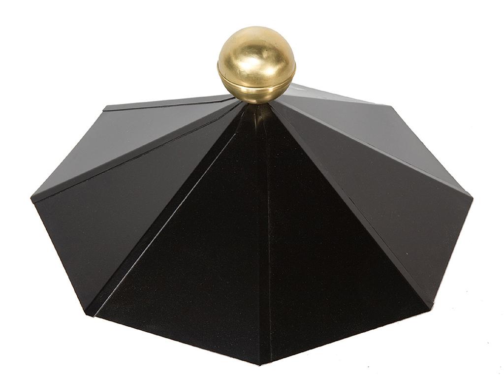 dachhaube 8 eckig f r pavillon kreta gartenhaus zubeh r gartenhaus garten holzprofi24. Black Bedroom Furniture Sets. Home Design Ideas
