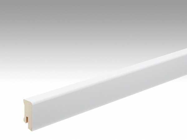 Sockelleiste Weiß streichfähig 2222 Dekor Profil 14 MK