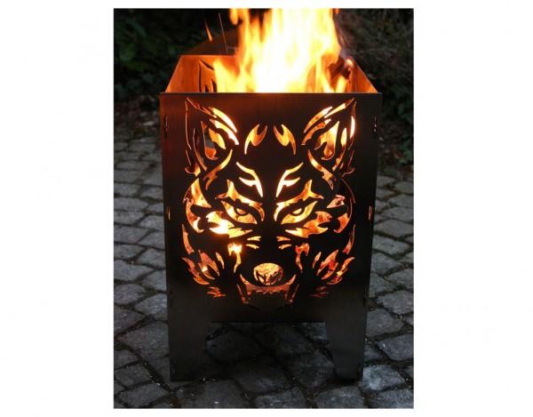 Feuerkorb WOLF L Stahl