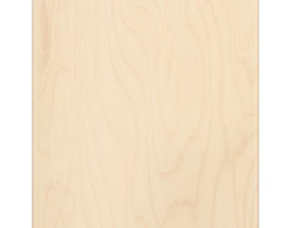Wand- und Deckenleiste Birke hell 054 Echtholzfurnier