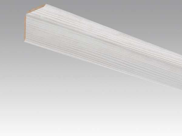 Wand- und Deckenleiste Pinie weiß 4005 Dekor