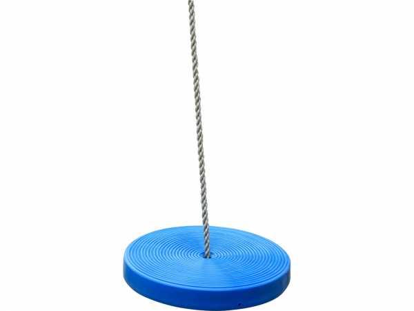 Schaukelscheibe Kunststoff blau