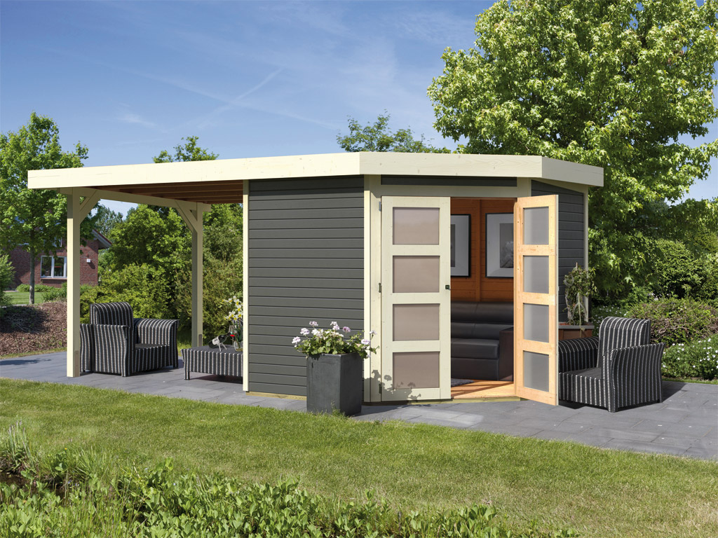 gartenhaus online kaufen garten holzprofi24. Black Bedroom Furniture Sets. Home Design Ideas