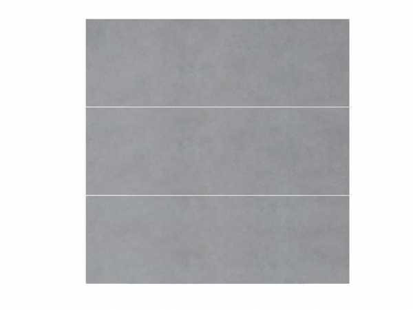 Sichtschutzzaun SYSTEM BOARD KERAMIK XL Hauptelement Zement