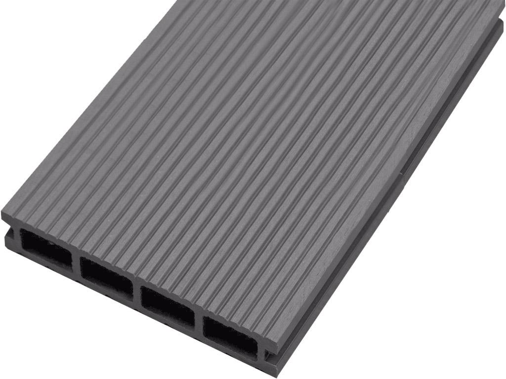wpc terrassendielen grau machen sie den preisvergleich bei nextag. Black Bedroom Furniture Sets. Home Design Ideas