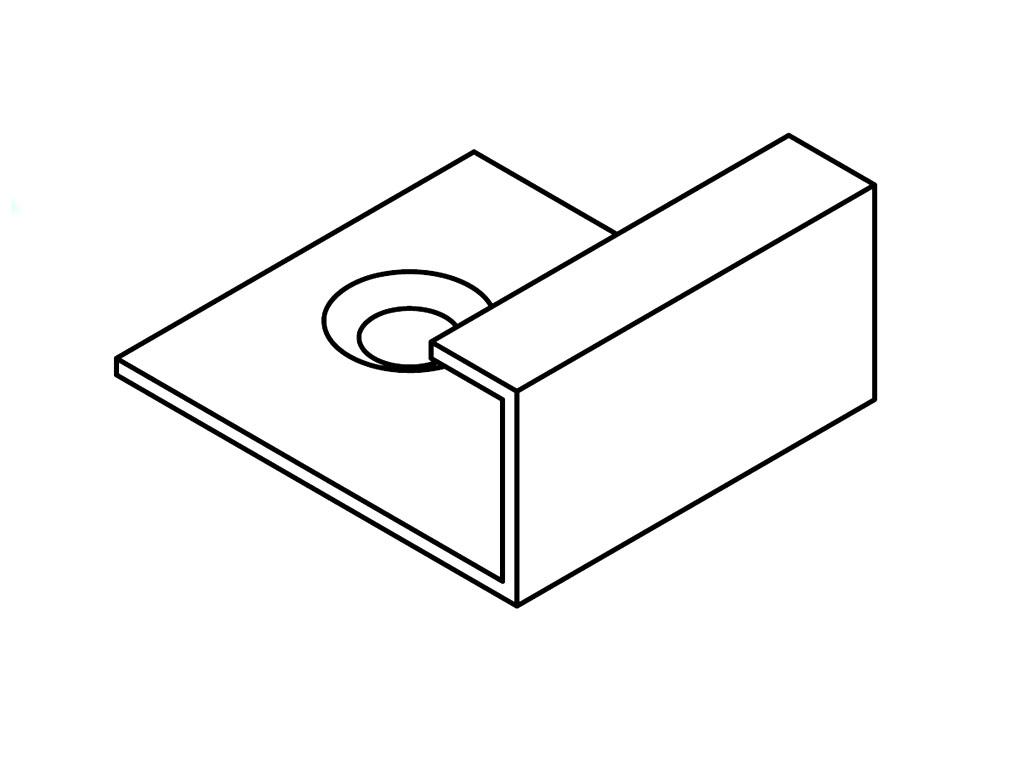 startklammer multi deck 25 mm os2027. Black Bedroom Furniture Sets. Home Design Ideas