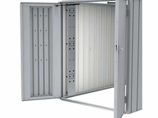 Elektro-Montagepaneel für Garage MiniGarage