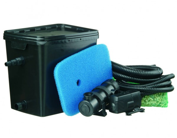 Teichfilter PlusSet FiltraPure 4000