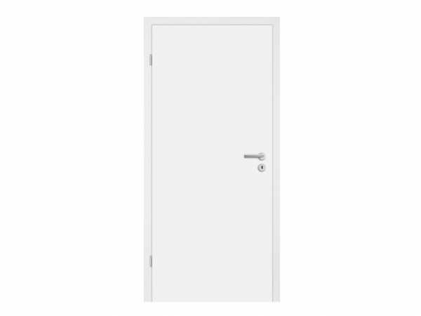 Wohnungseingangstür Weißlack RAL 9010, Klimaklasse 2, Schallschutzklasse 1