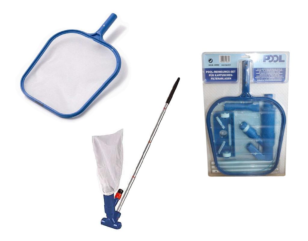 Pool reinigungsset preisvergleiche erfahrungsberichte for Poolleiter obi