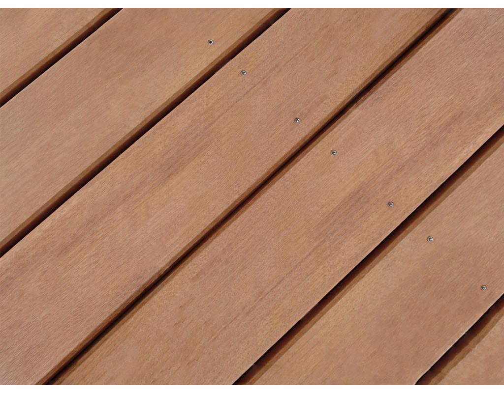 Terrassendiele Bangkirai Standard Qualität