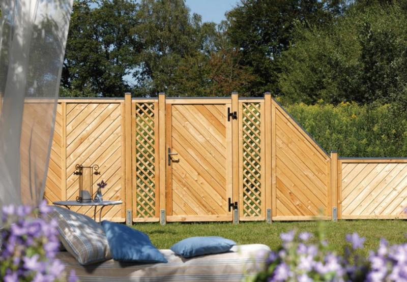 Sichtschutz Online Kaufen Gartenzaun Holzprofi24